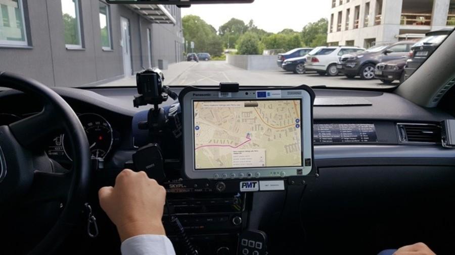 エストニア電子警察